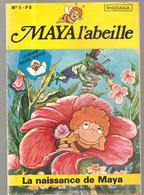MAYA L'abeille Bimensuel N°1  Du 14 Octobre 1978 La Naissance De Maya Editions RHODANIA - Magazines