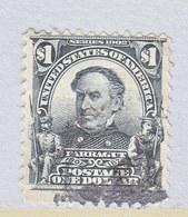 U.S. 311  (o)  DANIEL  FARRAGUT - Unused Stamps