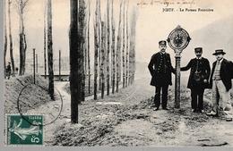 54  Joeuf  Poste Frontiere - Autres Communes