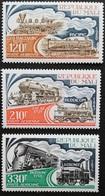 Mali  1974 Locomotives - Mali (1959-...)
