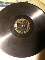 Brunswick   -   Anni 30/40.  M 13912. Al Jonson - 78 G - Dischi Per Fonografi