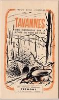 Livret Verdun Dans L'histoire Le Bois De Tavannes (55) Guerres 14-18 Et 39-45  Ed Frémont - History