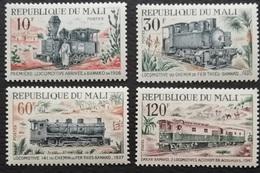 Mali 1972  Locomotives - Mali (1959-...)