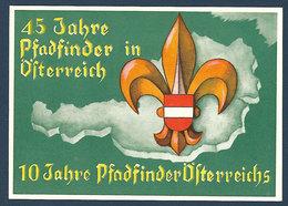 45 Jahre Pfadfinder In Öfterreich - Scouting