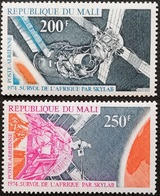 Mali  1974 Skylab Docking In Space - Mali (1959-...)