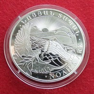 Armenia 500 Dram 2011 Noah's Ark Silver  1Oz - Arménie