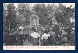 Gistel ( Ghistelles).Pelerins. Statue De Sainte Godeliève Au Prieuré. 1909 - Gistel