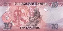 SOLOMON ISLANDS P. NEW 10 D 2017 UNC - Salomons