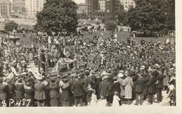 Gathering Of Military Personnel And Others, Victoria, British Columbia - Victoria