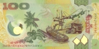 PAPUA NEW GUINEA P. 33c 100 K 2014 UNC - Papouasie-Nouvelle-Guinée