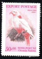 New Zealand Wine Post Albino Kaka. - New Zealand