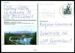 77655) BRD - P 139 - U1/6 - OO Gestempelt - 3507 Baunatal, Stadtpark - [7] West-Duitsland
