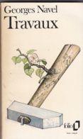 Georges Navel - Travaux - Livres, BD, Revues