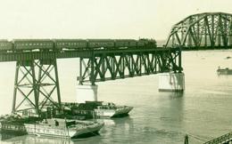 CALIFORNIA Martinez, Railroad Bridge - Altri
