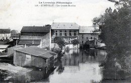 54 - LUNEVILLE Les Grands Moulins - Luneville