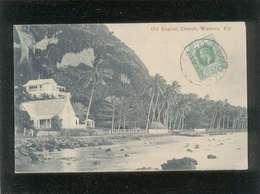 Old English Church , Waitovu Fiji Fidji - Fiji