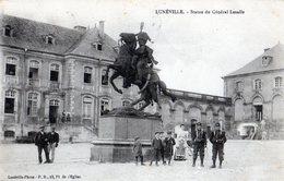 54 Luneville Statue Du General Lasalle - Luneville