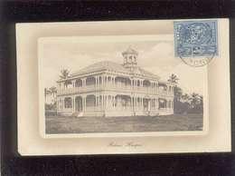 Palace Haapai Pas D'éditeur Entier Postal Toga Tonga Timbre Stamp - Tonga