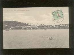 Gruss Von Den Freundschafts Inseln  Pas D'éditeur N° 9229 Samoa  Timbre Stamp New Zealand Surchargé Samoa - Samoa