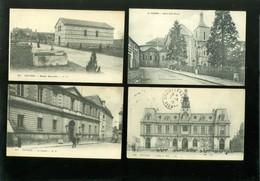Lot De 20 Cartes Postales De France Vienne  Poitiers    Lot Van 20 Postkaarten Van Frankrijk ( 86 ) - 20 Scans - Cartes Postales