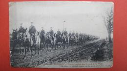 GUERRE 1914-1915. Lanciers Anglais Dans Le Nord De La France. - Guerre 1914-18