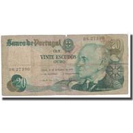 Billet, Portugal, 20 Escudos, 1978, 1978-09-13, KM:176a, B - Portugal