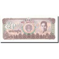 Billet, Cambodge, 50 Riels, 1992, 1992, KM:35a, SPL+ - Cambodge