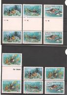 TURKS Et CAÏQUES Plongée Sous-marine  Année 1981   Neufs** Côte: 12,50 € - Turks & Caicos (I. Turques Et Caïques)