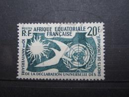 VEND BEAU TIMBRE D ' A.E.F. N° 245 , XX !!! - A.E.F. (1936-1958)