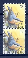 BELGIE * Buzin * Nr 2294 * Postfris Xx * WIT  PAPIER - GROENE GOM - 1985-.. Oiseaux (Buzin)