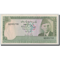 Billet, Pakistan, 10 Rupees, KM:29, TTB+ - Pakistan