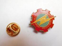 Beau Pin's , Pompiers SP , Sport Mécanique 78 , Yvelines - Bomberos