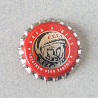 Capsule Bière Brasserie Stepan Razin Gagarin, Russie (crown Beer Cap, Kronkorken) - Bière
