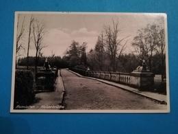 Rominten, Ostpreussen, Kaiserbrücke, Feldpost, 1943 - Ostpreussen
