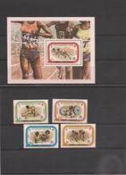 TURKS Et CAÏQUES  Jeux Du Commowealth Année 1978 Neufs** - Turks & Caicos (I. Turques Et Caïques)