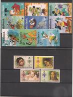 TURKS Et CAÏQUES   Année Internationale De L'enfant Année 1979 N° Y/T : 436/39**-445/53** - Turks & Caicos (I. Turques Et Caïques)
