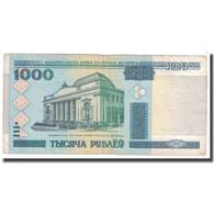Billet, Bélarus, 1000 Rublei, 2000, KM:28b, TTB - Belarus