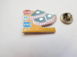 Beau Pin's En EGF , Auto Audi VW VAG , Volkswagen , MPL Automobiles - Audi