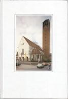 Die Pfarrkirche St. Pius In Köln-Zollstock. - Renanie Of North West Westphalie