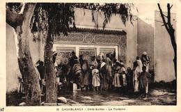 MAROC - CASABLANCA - DERB SULTAN LA FONTAINE - Casablanca
