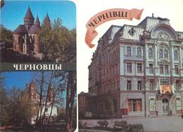 D1393 Cernauti Czernowitz - Ukraine