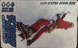 Paco \ ISRAELE \ BZ-310 \ Ice Climbing \ Usata - Israele