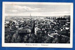 Thiaucourt  -  Vue Générale - France