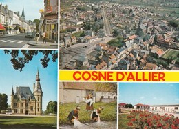 CP - COSNE - ALLIER 03 - Non Circulé - France