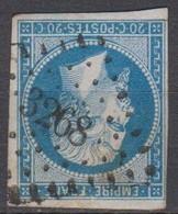 PC   3268   SAINT  SAUVEUR  EN  PUISAYE    (83  - YONNE) - 1849-1876: Classic Period