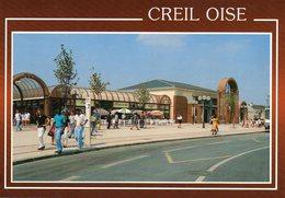 CPM - N10 - OISE - CREIL - LA GARE - Creil