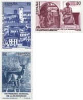 Ref. 85998 * NEW *  - SPAIN . 1996. HUMANITY WORLD HERITAGE. PATRIMONIO MUNDIAL DE LA HUMANIDAD - 1931-Today: 2nd Rep - ... Juan Carlos I