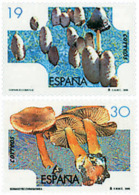 Ref. 85950 * NEW *  - SPAIN . 1995. MUSHROOMS. SETAS - 1931-Hoy: 2ª República - ... Juan Carlos I