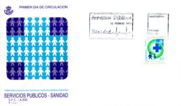Ref. 261420 * NEW *  - SPAIN . 1993. PUBLIC SERVICES. SERVICIOS PUBLICOS - 1931-Hoy: 2ª República - ... Juan Carlos I