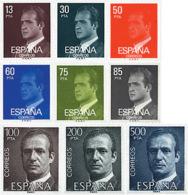 Ref. 86046 * NEW *  - SPAIN . 1981. JUAN CARLOS I. JUAN CARLOS I - 1981-90 Nuevos & Fijasellos